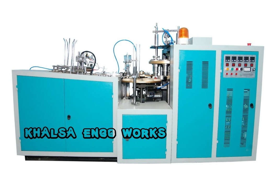 Ultra Sonic High Speed Paper Cup Machine