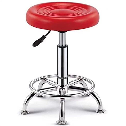 Stainless Steel Adjustable Stool