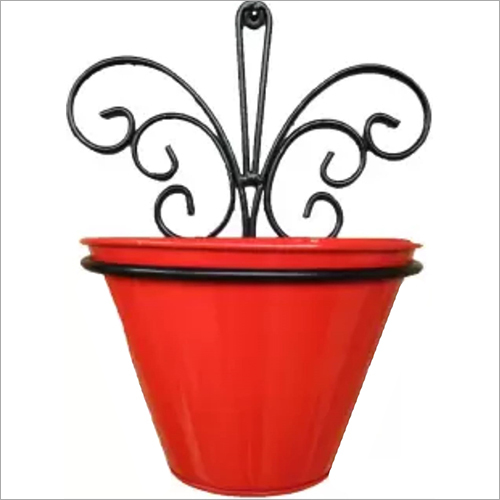 Metal Flower Pot Holder
