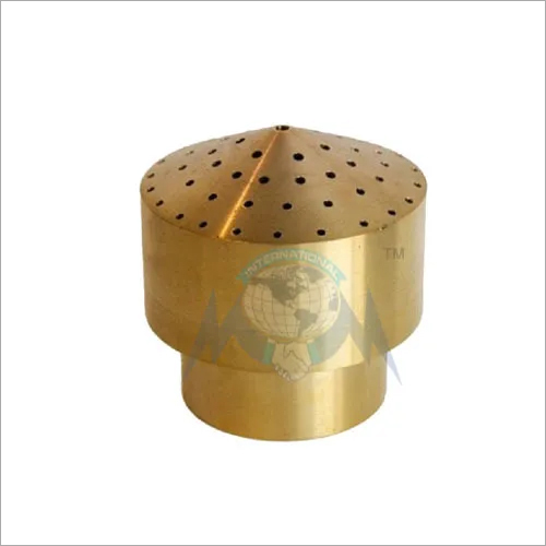 BRASS CLUSTER WATER FOUNTAIN NOZZLE