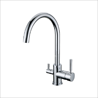 Swan Neck Stainless Steel Filtered Water Tap