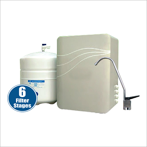 6 Stage Water Purifier With Ionizer