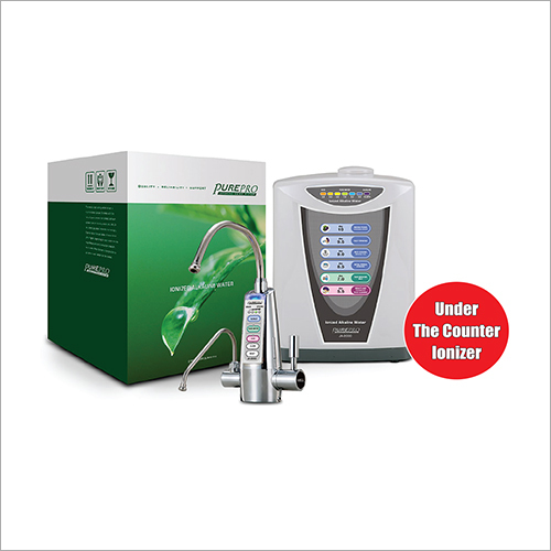 Water Purifier And Ionizer Machine