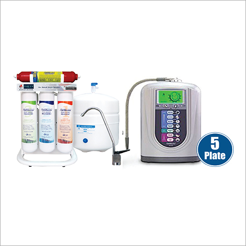 5 Plate Water Ionizer Machine