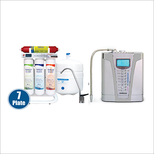 7 Plate Water Ionizer Machine