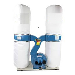 Bamboo Dust Collector (Double Bag)