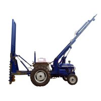 Hydraulic Post Hole Digger Machine