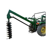 Tractor Mounted Post Hole Diggers