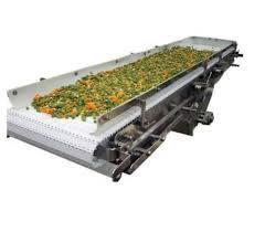 Modular belt food grade conveyors system