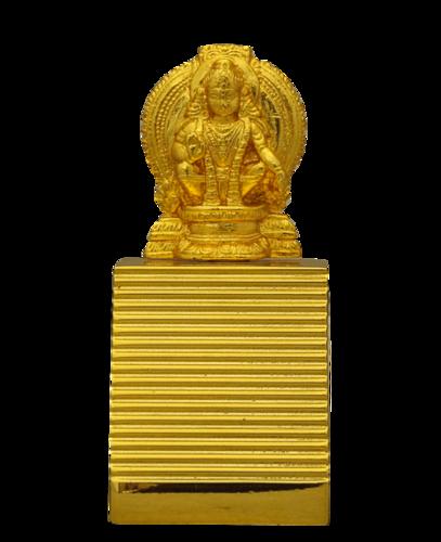 Ayappan Idol With 18 Steps