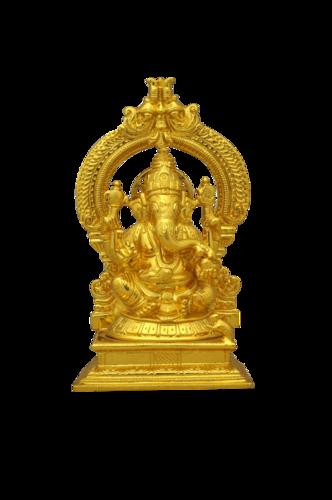 Lord Ganesha Idol with Arch