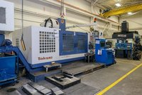 TAKUMI SEIKI V22 CNC VMC VERTICAL MACHINING CENTER