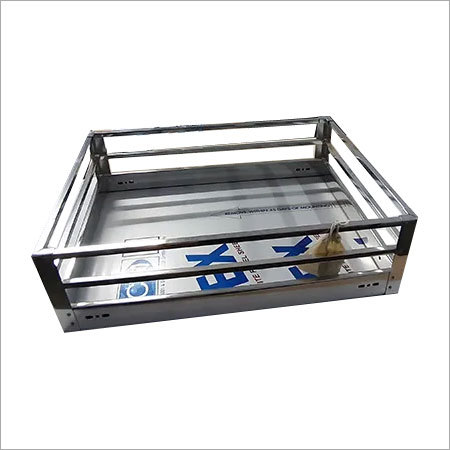 Stainless Steel Pipe Basket
