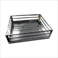 Chrome Kitchen Basket