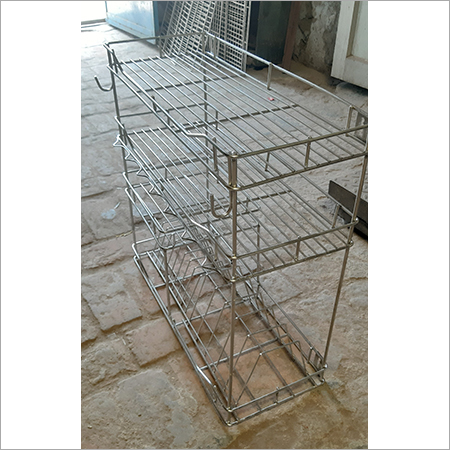 Stainless Steel Kitchen Racks