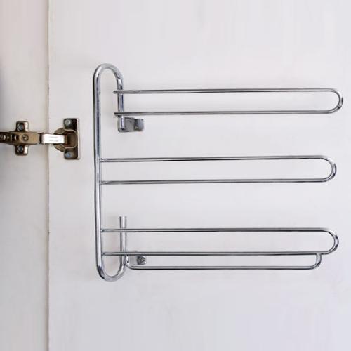 Stainless Steel Tie & belt stand