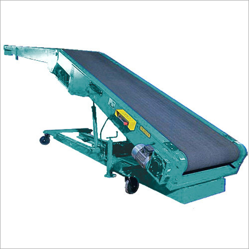 Mobile Loading Belt Conveyor