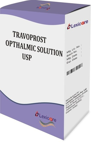 Travoprost Opthalmic Solution