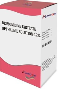 Brimonidine Tartrate Opthalmic Solution