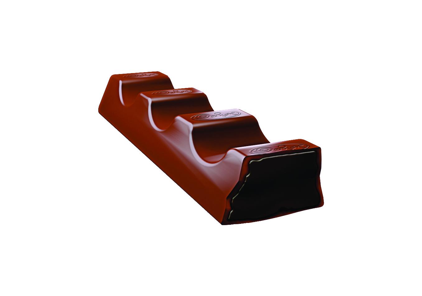 Choco Tron (Milk N Dark)- Bar Chocolate