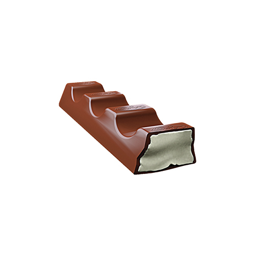 Choco Tron (Milk N White)- Bar Chocolate