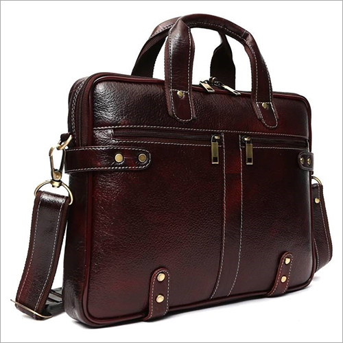 Designer Leather Office Bag