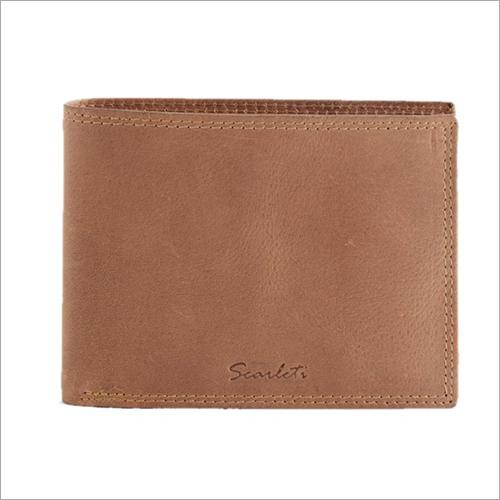 Mens Plain Wallet