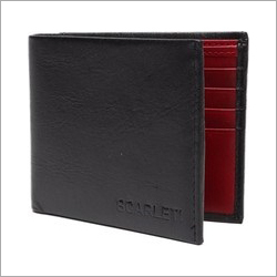 Mens Dual Color Wallet