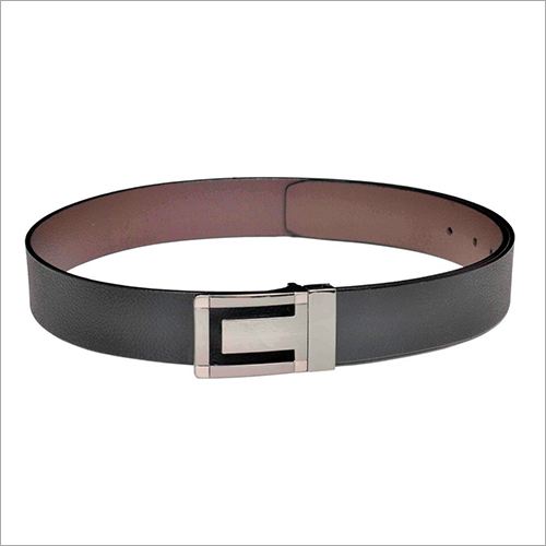 Mens Soft Leather Belt