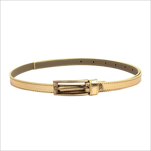 Ladies Golden Belt