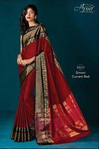 Branded Pure Silk Cotton Saree