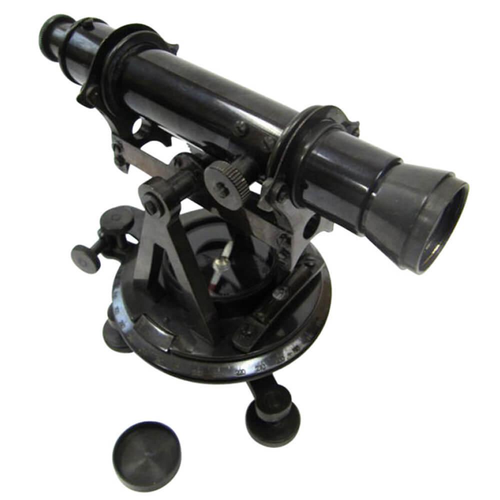 Vintage Telescopic Theodolite 7 Inch
