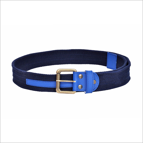 Men Canvas Belt