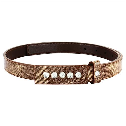 Ladies PU Leather Belt