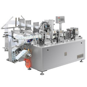 Facial Mask Folding & Filling Packing Machine