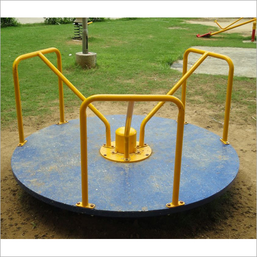 Kids Outdoor Merry Go Round
