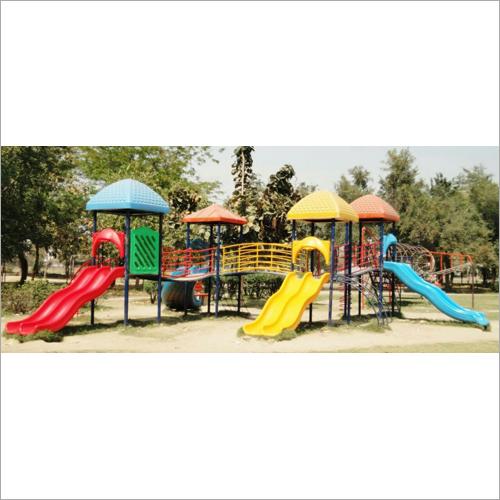 Kids Outdoor Park Playground Slide