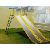 Kids Playground Double Slide