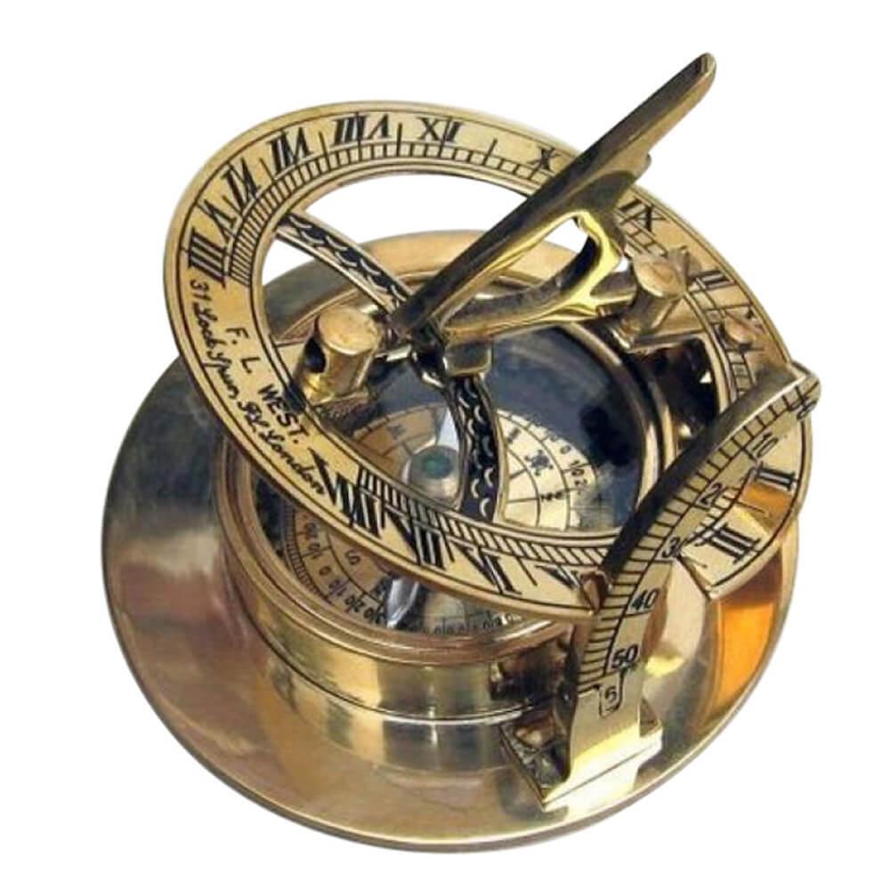 Sun Dial Compass II