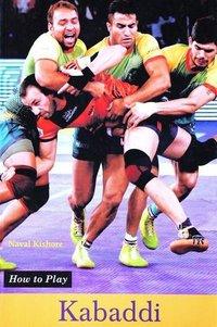 How to Play Series - Kabaddi Book