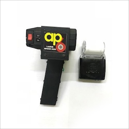 Laser Range Speed Meter