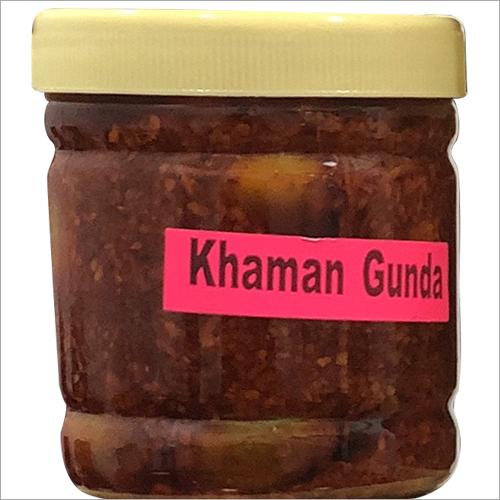 Khaman Gunda Pickle