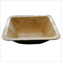 Areca Leaf Bowl / Square / 5 inch
