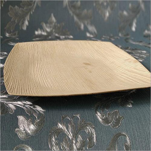 Areca Leaf Platter Plate / Square / 10 inch