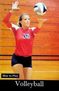 How to Play Series - Volleyball Book