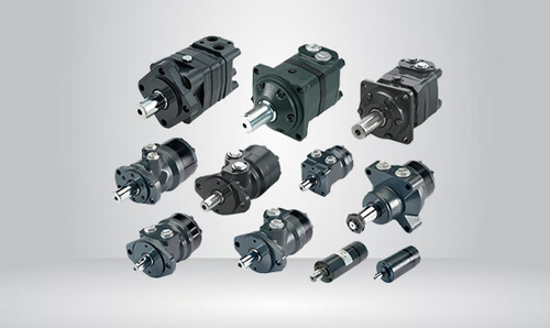 O Series Orbital Motors
