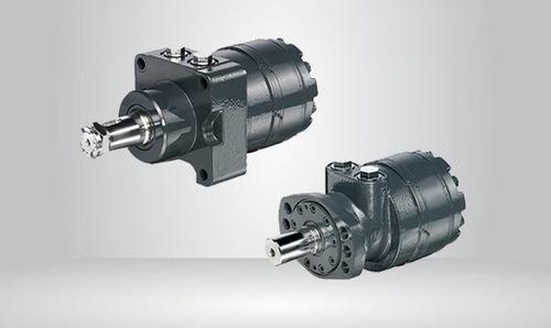 R Series Orbital Motor