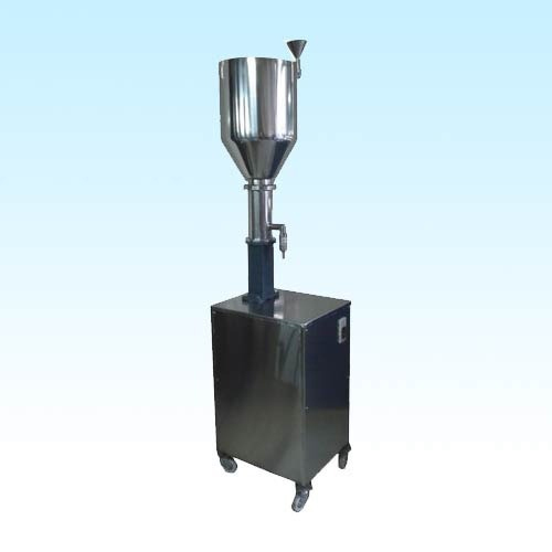 Motorised Liquid Filling Machine