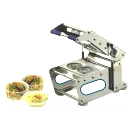 Multi-Cavity Cup Sealer