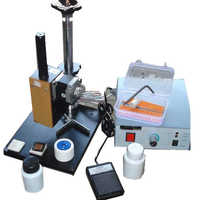 Table Top Batch Printing Machine